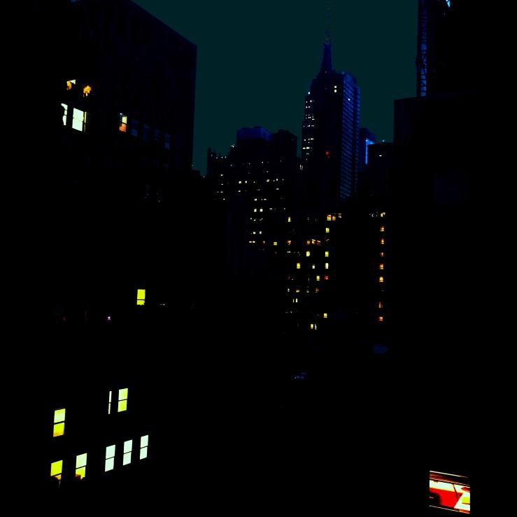 city dawn sq